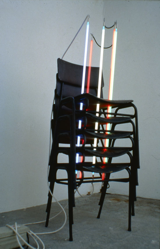 Chairs and other work